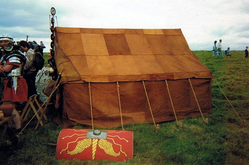 At the time when Hadrianu0027s Wall was being built there were approximately 30 legions in Britain alone. If all British 30 legions had their own tents that ... & J Hewit u0026 Sons Ltd - Skin Deep - Volume 39 - Was there a shortage ...