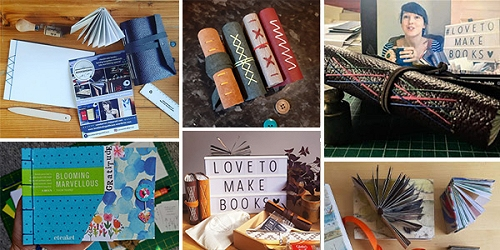 Bookbinding with Cas